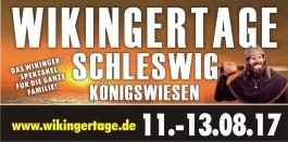 Wikingertage Banner